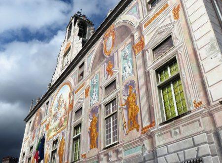 Il Monte di Pietà a Genova