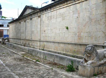 Venosa, dove nacque Orazio