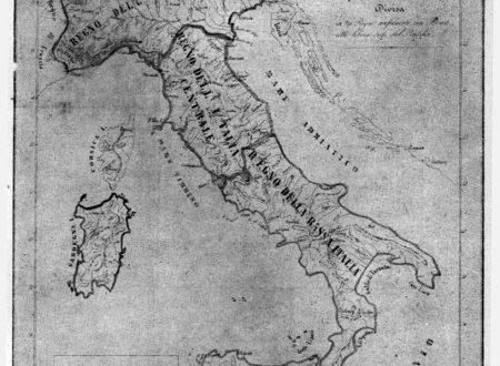 Pensieri sull'Italia di un anonimo lombardo
