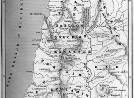 Il Visconte di Marcellus ed il Robinson in Palestina